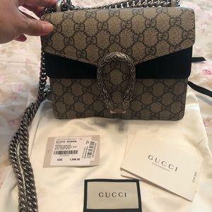 Gucci Bags - Gucci Dionysus GG Supreme Mini Bag